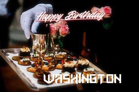 Happy Birthday Wishes for Washington