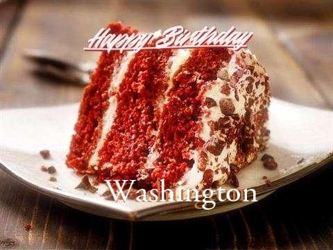 Happy Birthday to You Washington