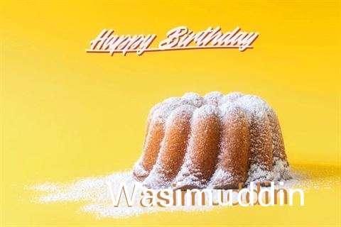 Happy Birthday Wasimuddin
