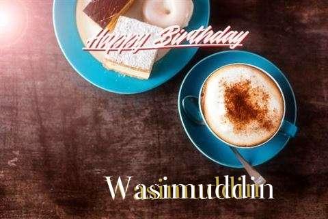 Birthday Images for Wasimuddin