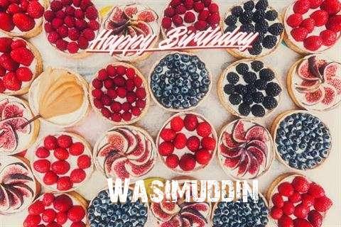 Wasimuddin Cakes