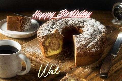 Happy Birthday to You Wat