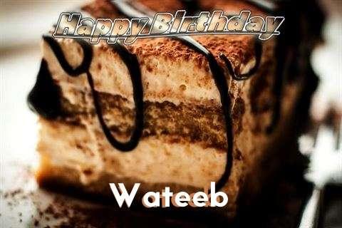 Wateeb Birthday Celebration