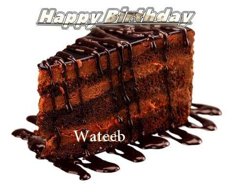 Happy Birthday to You Wateeb