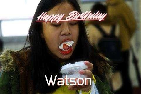 Wish Watson