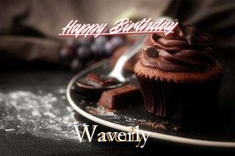 Happy Birthday Wishes for Waverly