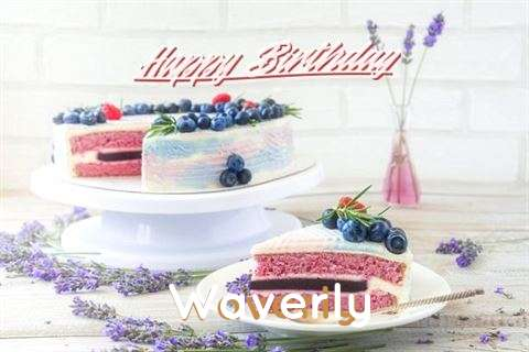 Happy Birthday to You Waverly