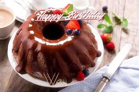 Happy Birthday Way Cake Image