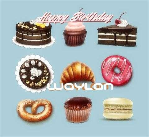 Happy Birthday Waylan