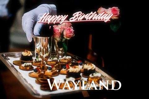 Happy Birthday Wishes for Wayland