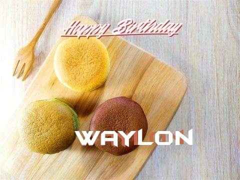 Happy Birthday Waylon