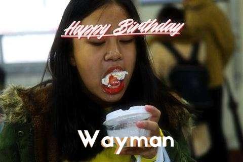 Wish Wayman