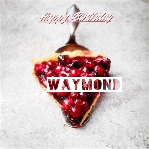 Birthday Images for Waymond