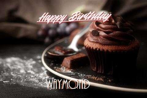 Happy Birthday Wishes for Waymond