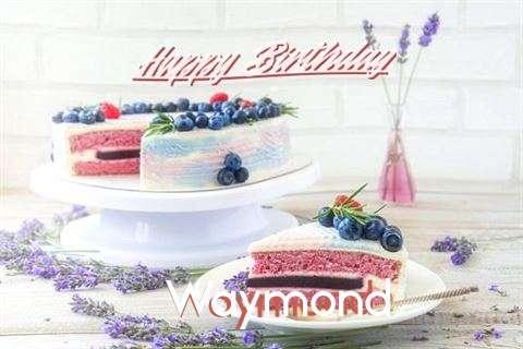 Happy Birthday to You Waymond