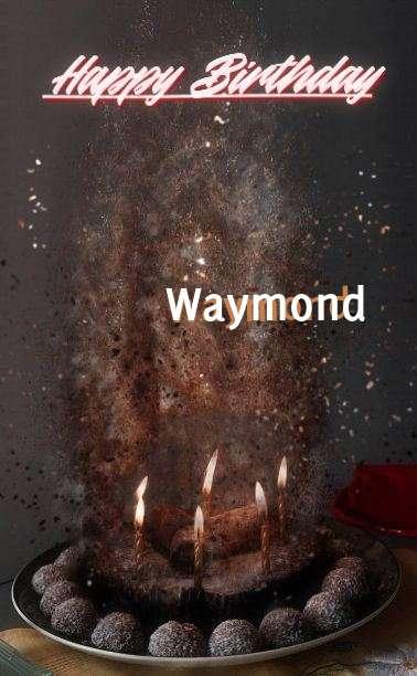 Happy Birthday Cake for Waymond