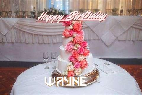 Birthday Images for Wayne