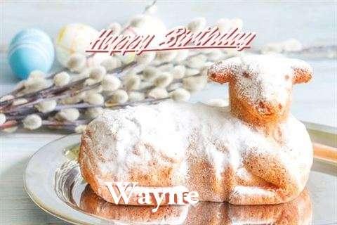 Happy Birthday to You Wayne
