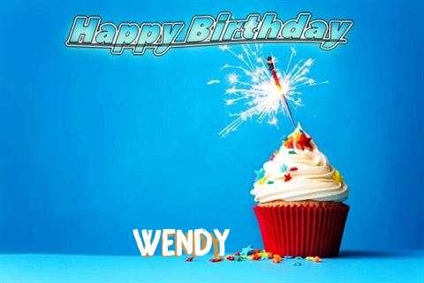Happy Birthday to You Wendy