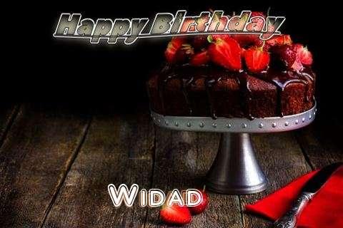 Widad Birthday Celebration