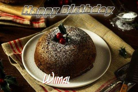 Wish Wimal