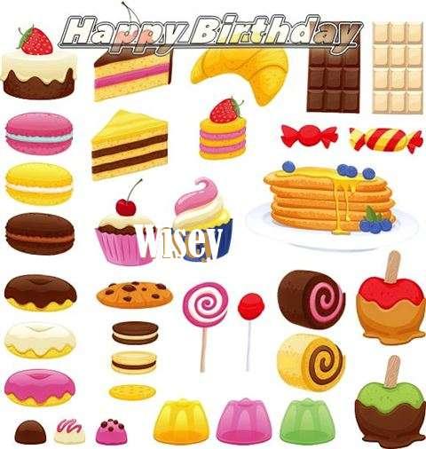 Happy Birthday to You Wisey