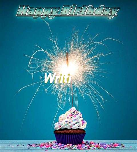 Happy Birthday Wishes for Writi