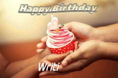 Happy Birthday to You Writi