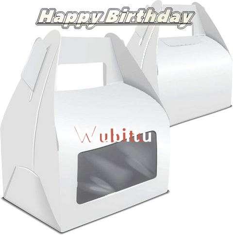 Happy Birthday Wishes for Wubitu