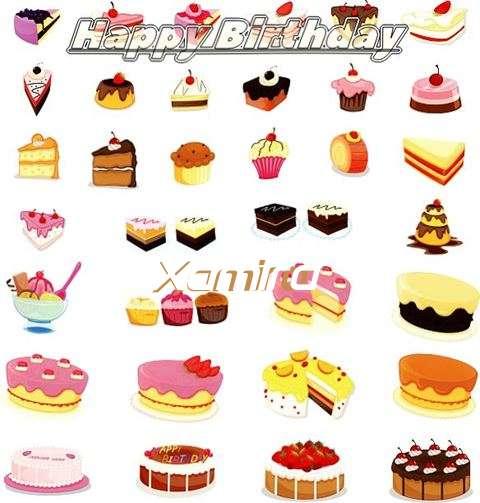 Birthday Images for Xamira