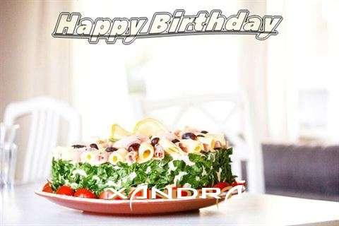 Happy Birthday to You Xandra