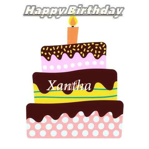 Xantha Birthday Celebration