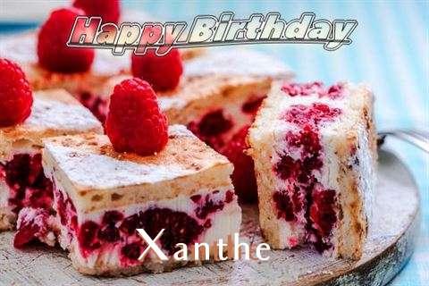 Wish Xanthe