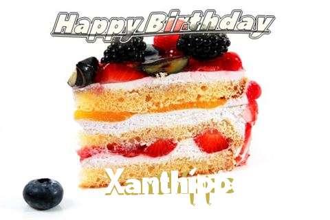 Wish Xanthippe