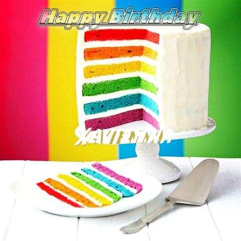 Xavienna Birthday Celebration