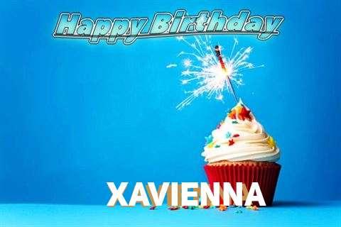 Happy Birthday to You Xavienna