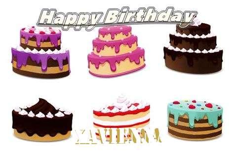 Xavienna Cakes