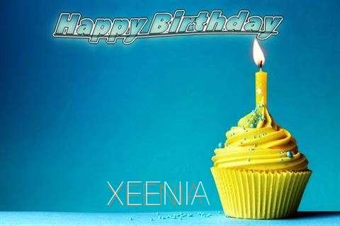 Birthday Images for Xeenia