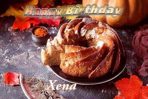 Happy Birthday Xena