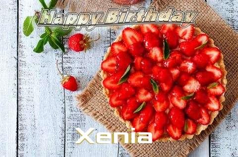 Happy Birthday to You Xenia