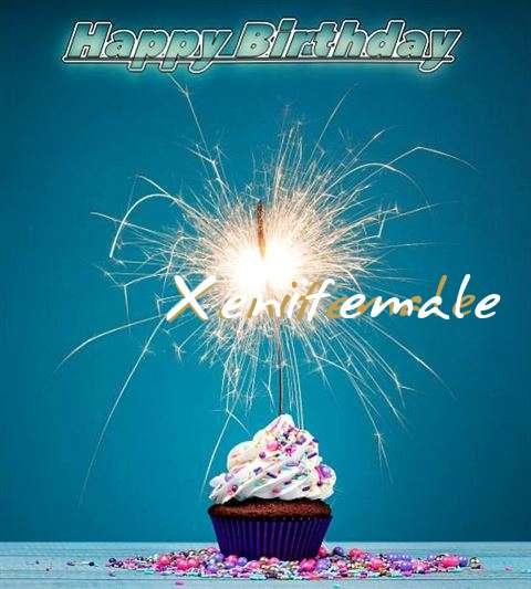 Happy Birthday Wishes for Xenifemale