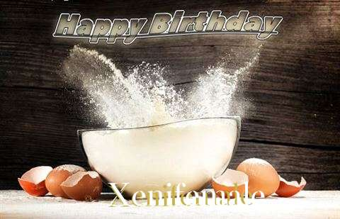 Happy Birthday Cake for Xenifemale