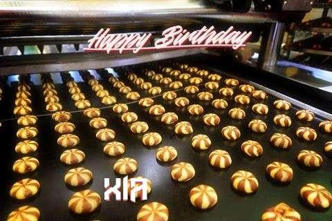 Happy Birthday Xia