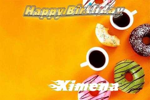 Happy Birthday Ximena