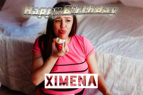Happy Birthday to You Ximena