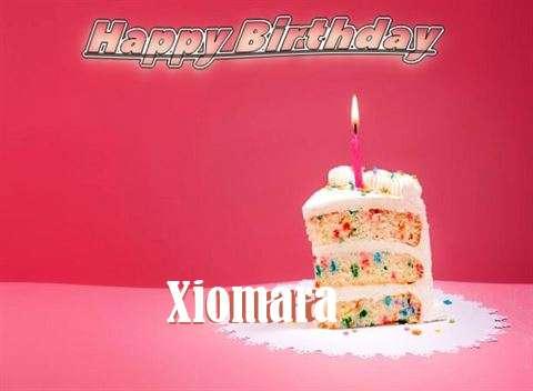 Wish Xiomara