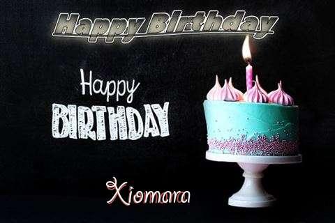Happy Birthday Cake for Xiomara