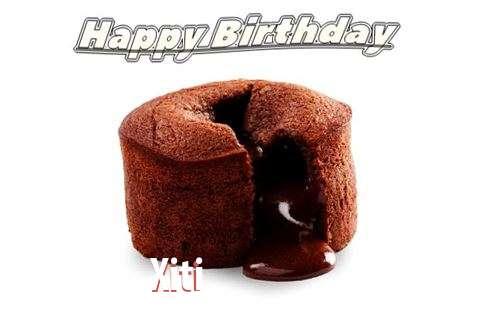 Xiti Cakes