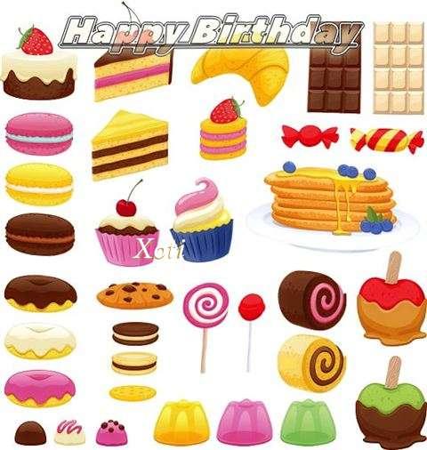 Happy Birthday to You Xoti