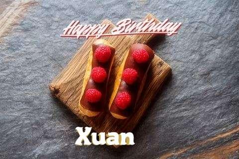 Xuan Cakes